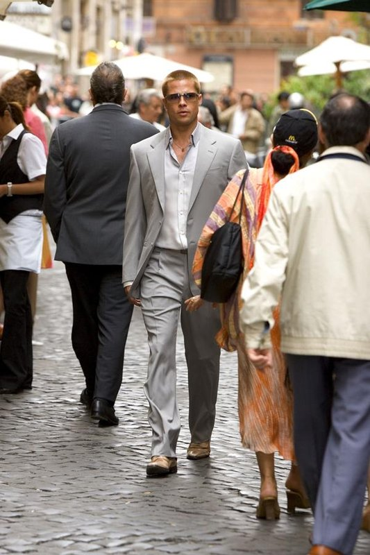 Light Grey Suit… can you wear them all year long? | marketing ...